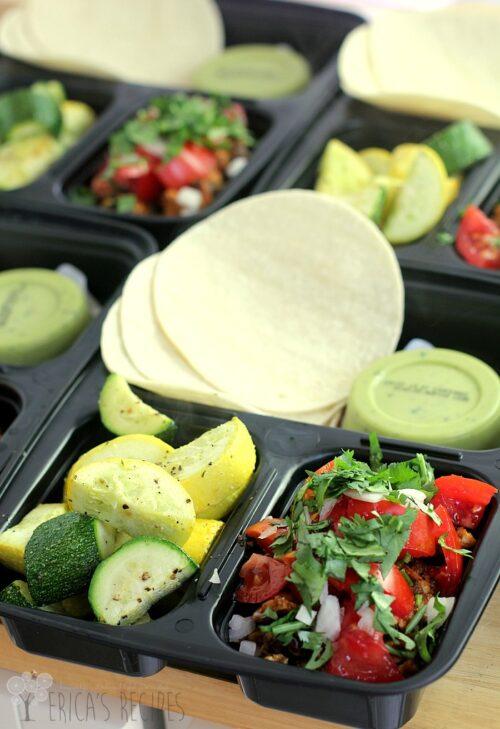 62 Vegan Tofu Recipes - Fresco Vegan Sofritas Tacos   Hurry The Food Up
