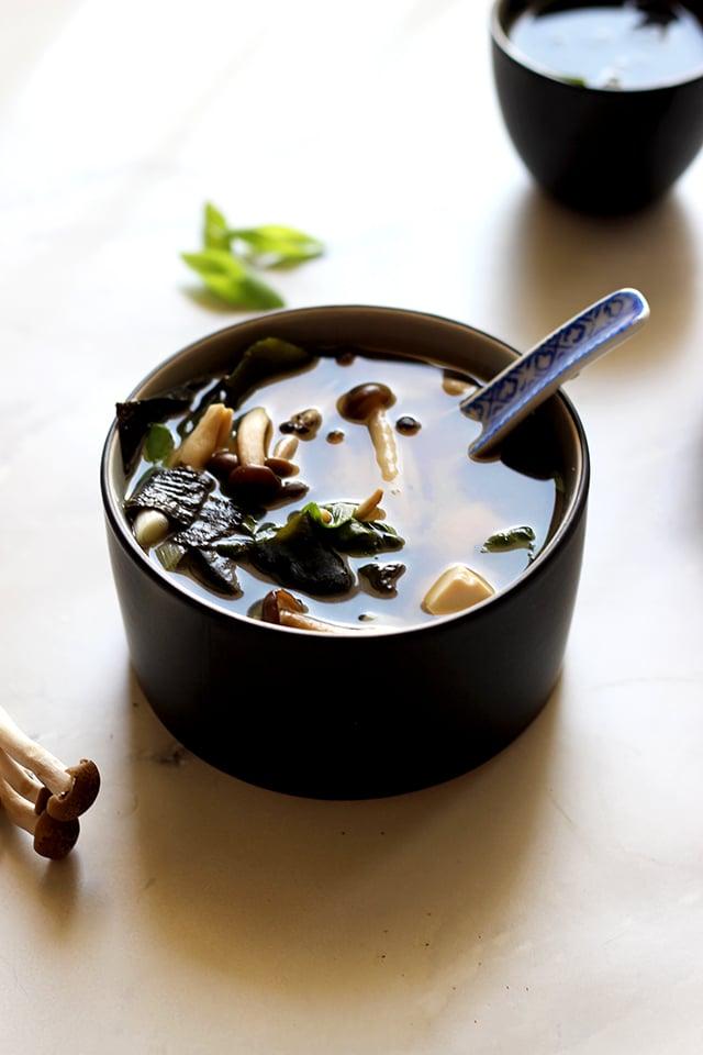 62 Vegan Tofu Recipes - Eggplant Zucchini Red Curry   Hurry The Food Up