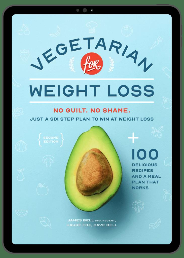 vegetarian for weight loss ebook