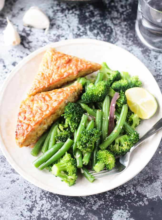 40 Vegan Broccoli Recipes – Plant-based plants - Green Bean Broccoli Stir Fry | Hurry The Food Up