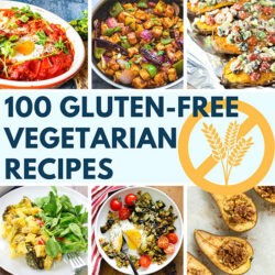 100 Gluten-free Vegetarian Recipes – The search is over | Hurry The Food Up