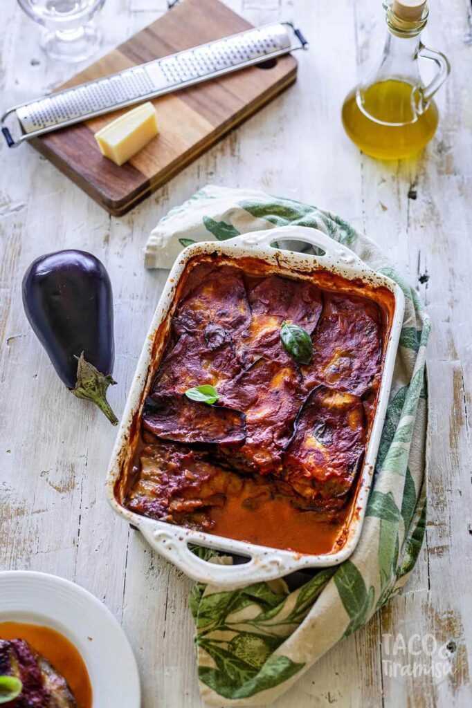 100 Gluten-free Vegetarian Recipes – Simple Eggplant Parmigiana | Hurry The Food Up
