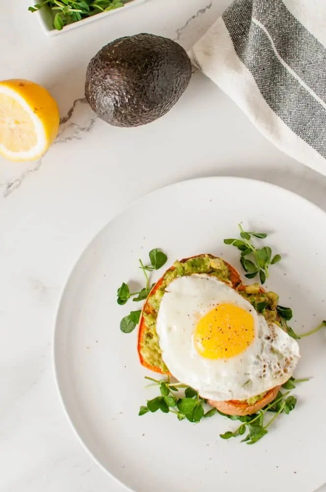 100 Gluten-free Vegetarian Recipes – Breakfast Sweet Potato Toast   Hurry The Food Up