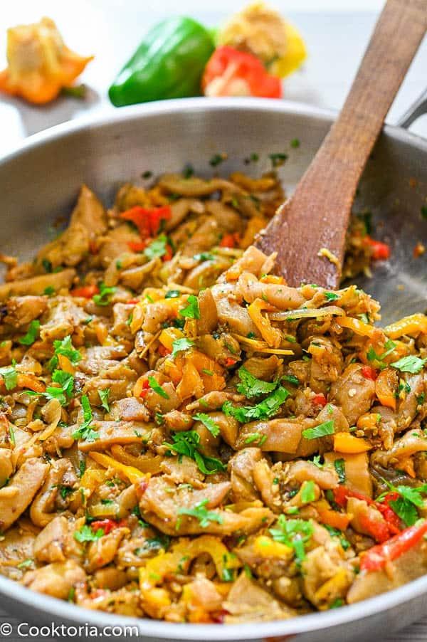 40 Vegan Eggplant Recipes - Vegan Eggplant Stew | Hurry The Food Up