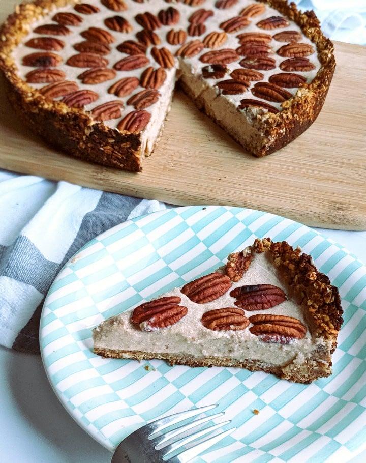 100 Gluten-free Vegetarian Recipes – Pecan Cream Pie   Hurry The Food Up