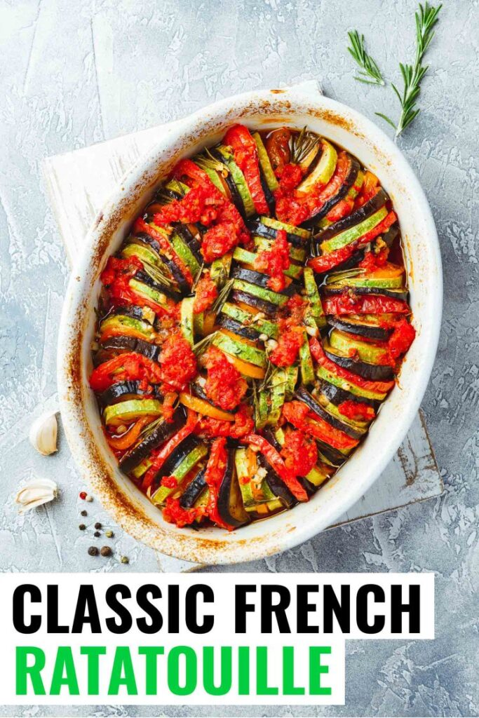 100 Gluten-Free Vegan Recipes - French Ratatouille | Hurry The Food Up