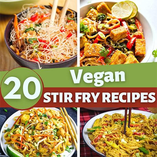 Top 20 Best Vegan Stir Fry Recipes | Hurry The Food Up