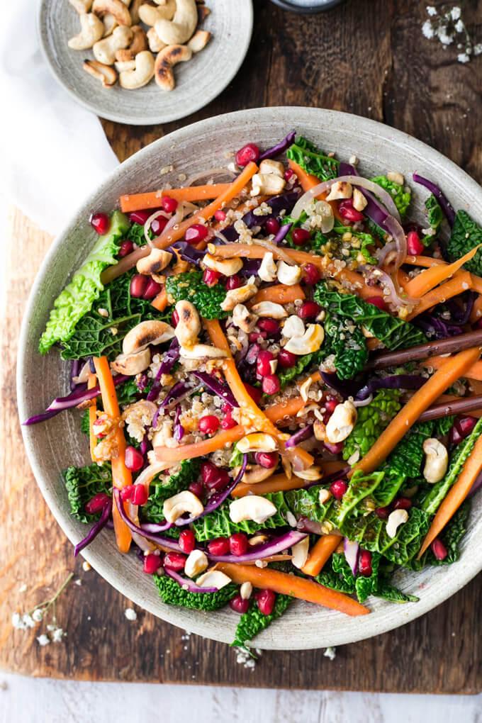 20 Best Vegetarian Stir Fry Recipes - Quinoa Stir Fry | Hurry The Food Up