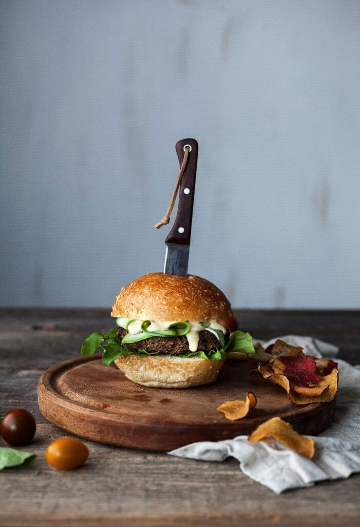 10 Best Veggie Burger Recipes In The World Hurry The Food Up