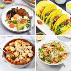 60 Perfect Vegetarian Dinner Recipes - Weeknights just got easier | Hurry The Food Up