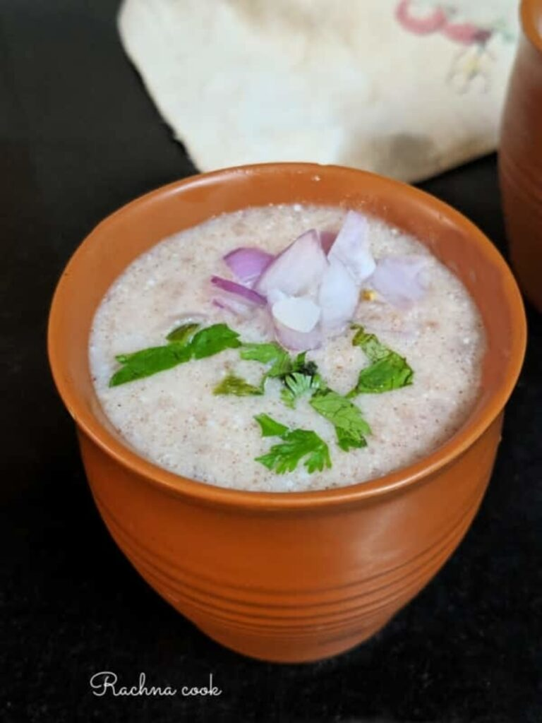 15 Incredible Indian Breakfasts for Weight Loss - Ragi Malt Drink | Hurry The Food Up