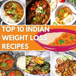 Top 10 Indian Recipes for Weight Loss - Featured Image | Hurry The Food Up