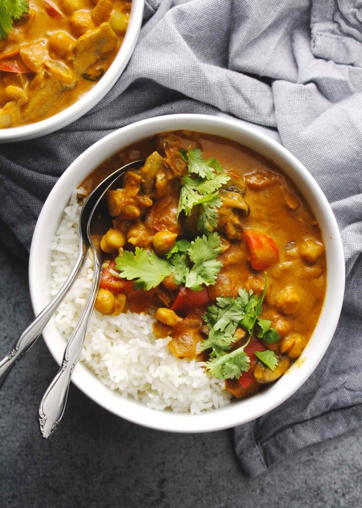 Top 10 Indian Recipes for Weight Loss - Vegetable Tikka Masala | Hurry The Food Up