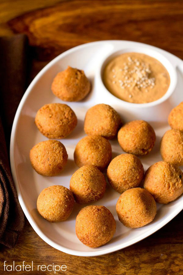 45 Vibrant Vegan Mediterranean Recipes - Traditional Falafel   Hurry The Food Up