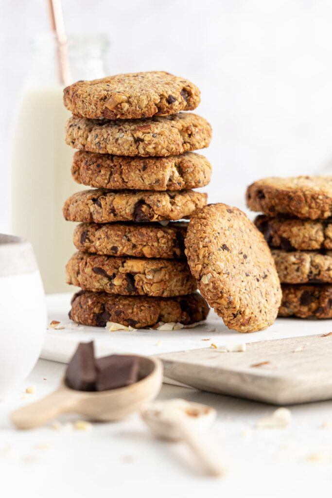 10 Low Calorie Oatmeal Cookies - Healthy Breakfast Cookies Recipe | Hurry The Food Up