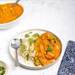 Vegan Tikka Masala   Hurry The Food Up