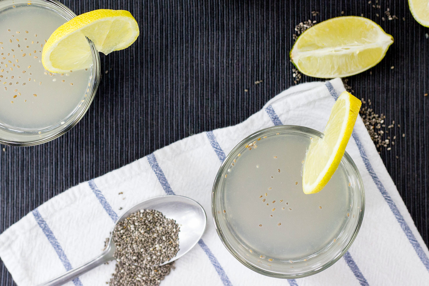 Chia Fresca drink | Hurry The Food Up