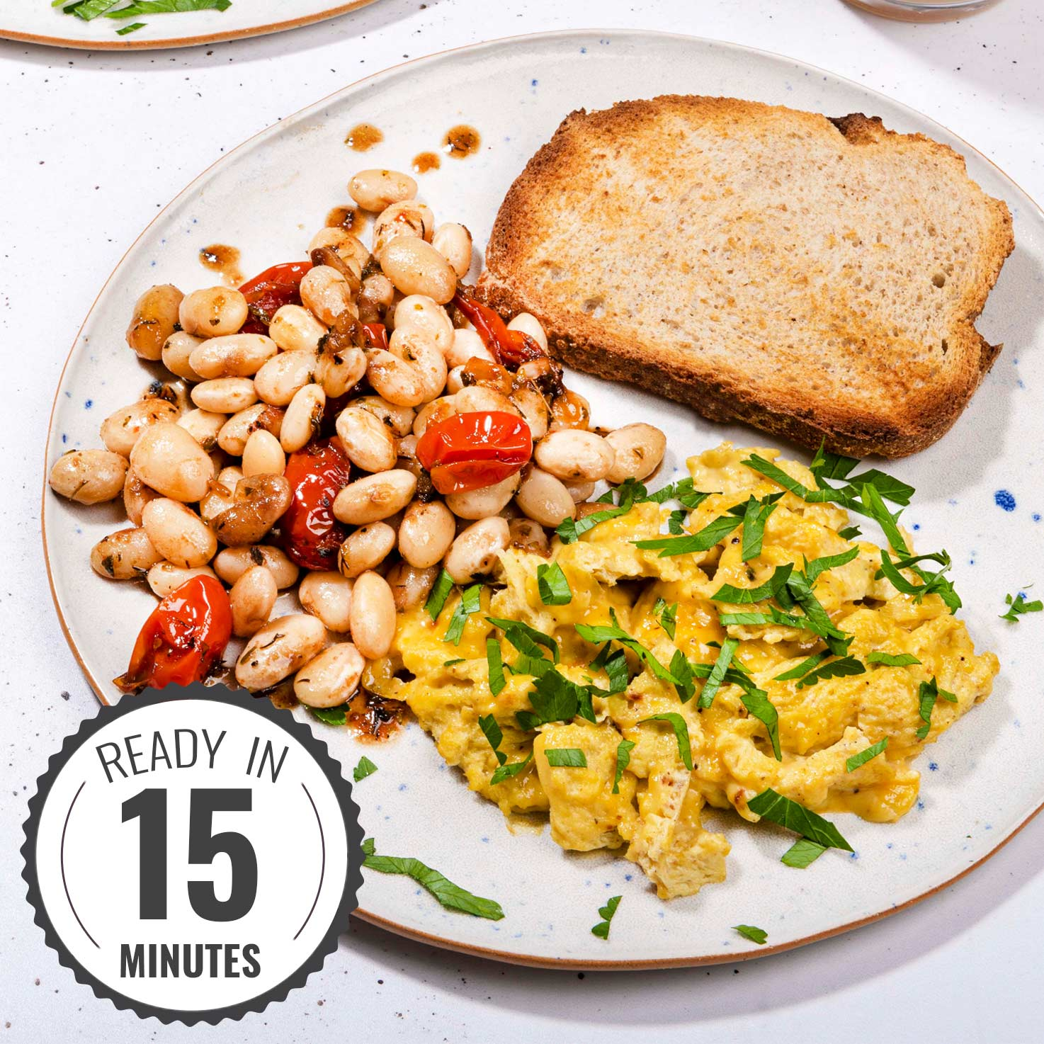 Eggs and Beans Breakfast featured image | Hurry The Food Up