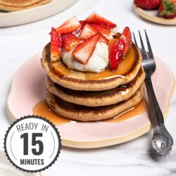 Lentil Pancakes featured image | Hurry The Food Up