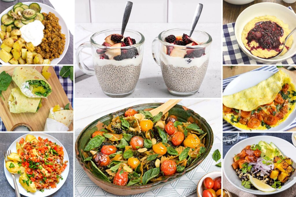 Lucky Legumes 2 meal plan   Hurry The Food Up