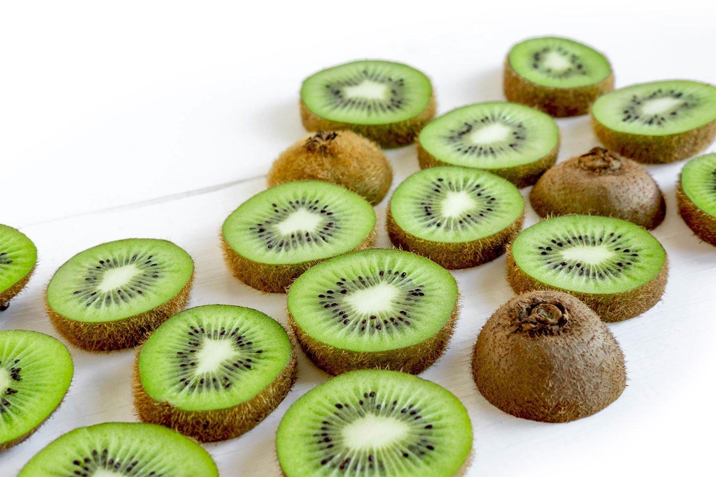Kiwi slices | Hurry The Food Up