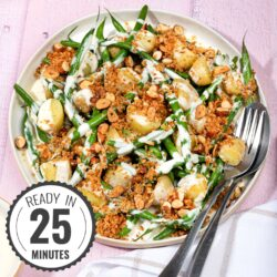 Healthy Green Bean Casserole – Eat green, get lean | Hurry The Food Up